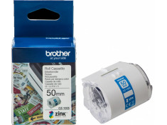 Brother CZ-1005 50mm x 5m White