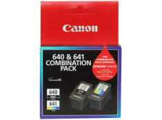 Canon PG-640 and CL-641