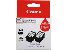 Canon PG-645 and CL-646