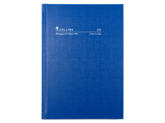 Collins 2021 Kingsgrove A5 2-Days-To-A-Page (2DTP) Blue