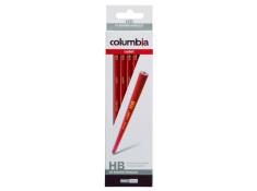 Columbia Cadet HB Round Lead Pencils