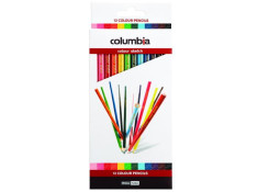 Columbia Coloursketch Round Coloured Pencils