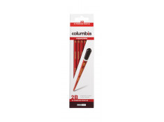 Columbia Copperplate 2B Lead Pencils