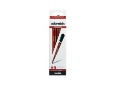 Columbia Copperplate HB Lead Pencils