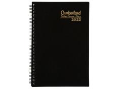 Cumberland 2021 Giraffe A5 Hampton Printed Design Week-To-View (WTV)
