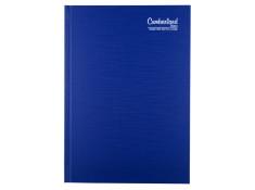 Cumberland 2021 Premium Casebound A4 2-Days-To-Page (2DTP) Blue