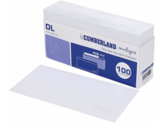 Cumberland DL Strip Seal Plain Secretive with Post Code