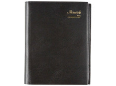 Cumberland Norwich 2021 A5 Day-To-Page Black Spiral Bound