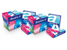 DOUBLE A 80GSM A4 Smoother Copy Paper