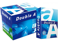DOUBLE A 80GSM A5 Smoother Copy Paper