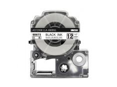Epson Generic LK-4WBN 12mm x 8m Black on White