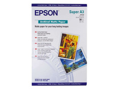 Epson S041340 192gsm A3+ Matte 50 Sheets