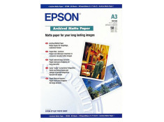 Epson S041344 189gsm A3 Matte 50 Sheets