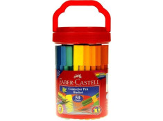 Faber-Castell Assorted Colours Connector Pen