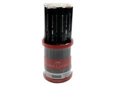 Faber-Castell Economy HB Black Graphite 72 Tub