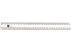 Marbig 30cm Plastic Flexible Ruler