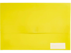 Marbig Polypick Yellow Foolscap Size