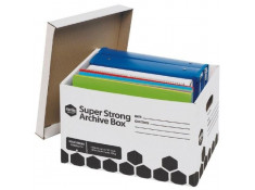 Marbig Super Strong Archive Box 20 Pack