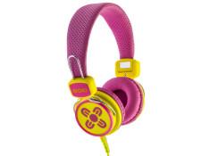 Moki Kids Safe Volume Limited Pink & Yellow