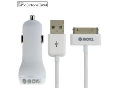 Moki iPad, iPod & iPhone 30-Pin SynCharge