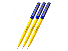 Nikko 99-L 0.4mm Fineline Blue Pen
