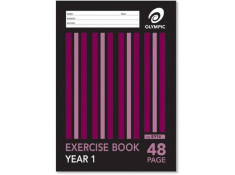 Olympic A4 Year 1 48-Page