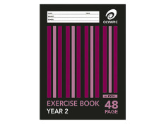 Olympic A4 Year 2 48 Page
