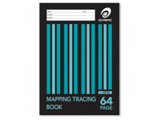 Olympic Mapping & Tracing A4 64 Page