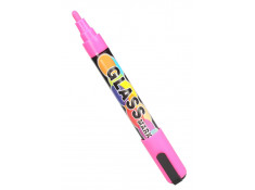 Panda Pink 6mm Chisel & Bullet Nib