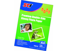 SCI Premium A4 Double-Sided 20 Sheet A4 150g