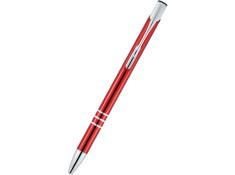 SCI Black Ink Aluminium Red