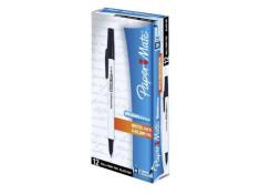 Papermate Kilometrico Medium  Ballpoint Black Pens