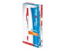 Papermate Kilometrico Medium  Ballpoint Red Pens
