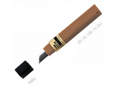 Pentel 0.9mm 2B Pencil 144 Refills