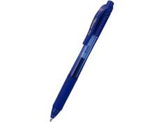 Pentel BL107 Energel 0.7mm Fine Retractable Blue Gel Roller Pen
