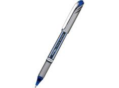 Pentel BL17 Energel Metal Tip Rollerball 0.7mm Blue Pen