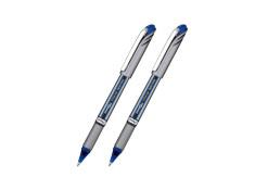 Pentel BL17 Energel Metal Tip Rollerball 0.7mm Blue Pens