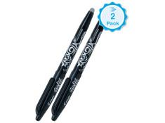 Pilot Frixion Ball Fine Erasable Gel Pen 0.7mm Black Pens