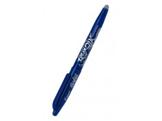Pilot Frixion Ball Fine Erasable Gel Pen 0.7mm Blue Pen