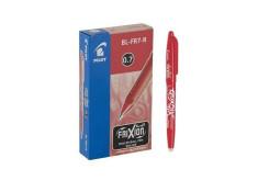 Pilot Frixion Ball Fine Erasable Gel Pen 0.7mm Red Pens