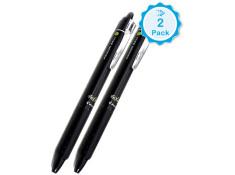 Pilot Frixion Ball Retractable 0.7mm Black Pens