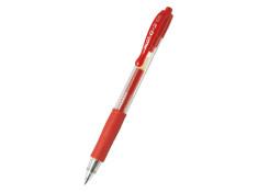Pilot G2 Retractable 0.5mm Extra-Fine Red Gel Pen