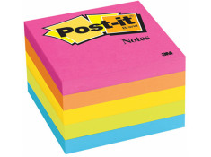 Post-It 3M Sticky Notes 76 x 76mm Capetown 5 Pk