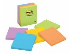 Post-It 654-5UC 73 x 73mm Ultra Colours 5 Pack