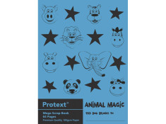 Protext 330 x 240mm Pp Cover 64Pg Animal Magic