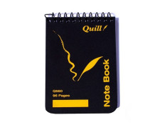 Quill 20 Pack Carton of Q560 Spiral T/O 96 Page