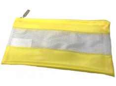 Sovereign Yellow & White Mesh and Zip