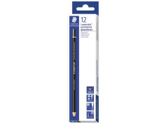 Staedtler 108 Lumocolor Permament Black Pencils