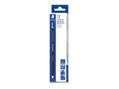 Staedtler 108 Lumocolor Permament Blue Pencils
