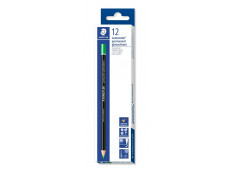 Staedtler 108 Lumocolor Permanent Green Pencils